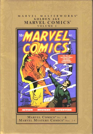 Marvel Masterworks by Carl Burgos
