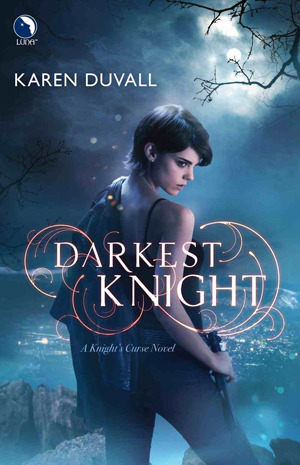 Darkest Knight by Karen Duvall