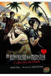I Love Him to Pieces ( My Boyfriend Is a Monster, #01 )