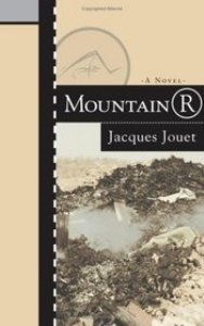 Mountain R by Jacques Jouet