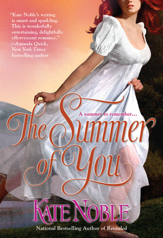 The Summer of You (The Blue Raven #2)