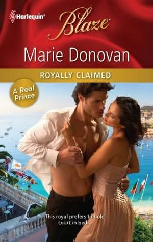 Royally Claimed by Marie Donovan