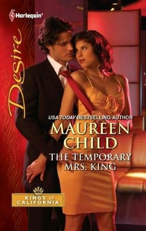 The Temporary Mrs. King by Maureen Child