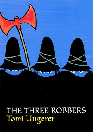 The Three Robbers by Tomi Ungerer