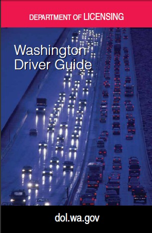 WA State Licensing (DOL) Official Site: Driver guide