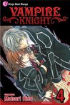 Vampire Knight, Volume 4 by Matsuri Hino