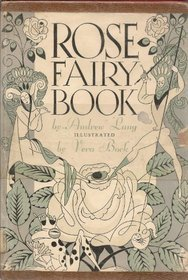 The Rose Fairy Book by Andrew Lang