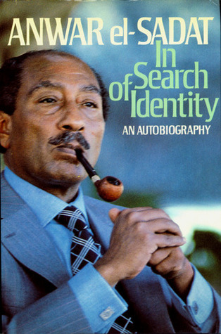 In Search of Identity: an Autobiography