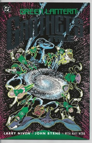 Green Lantern by Larry Niven