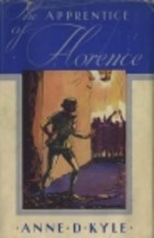 cover Apprentice of Florence by Ann Kyle
