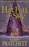 A Hat Full of Sky (Discworld, #32) by Terry Pratchett