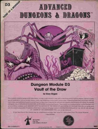 Vault of the Drow (Advanced Dungeons & Dragons module D3)