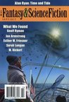 The Magazine of Fantasy and Science Fiction (September/October 2011, Volume 121, Nos. 3 & 4)