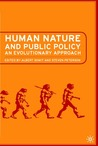 Human Nature and Public Policy: An Evolutionary Approach