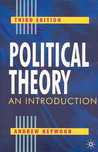 Political Theory:...