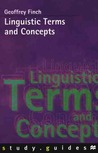 Linguistics Terms and Concepts