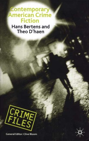Contemporary American Crime Fiction