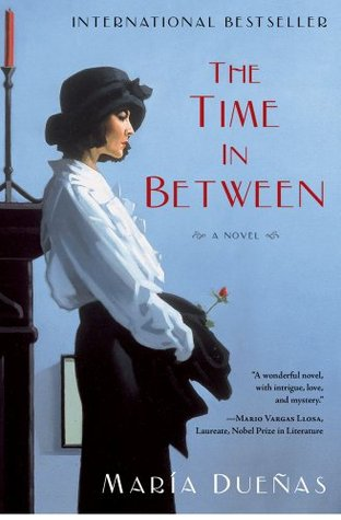 The Time in Between by Mara Dueas