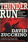 Thunder Run by David Zucchino
