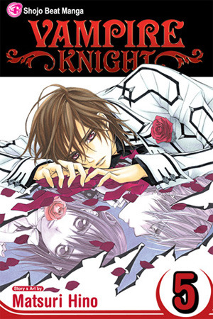Vampire Knight, Vol. 5 by Matsuri Hino