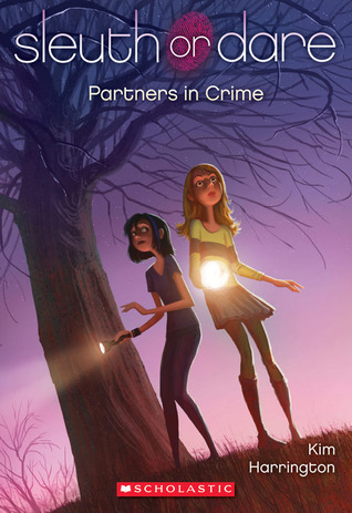 Partners in Crime by Kim Harrington