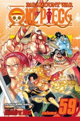 One Piece, Volume 59: The Death of Portgas D. Ace (One Piece, #59)