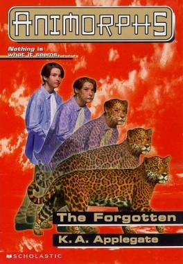 The Forgotten (Animorphs #11)