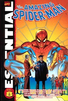 Essential Amazing Spider-Man, Vol. 8 by Len Wein