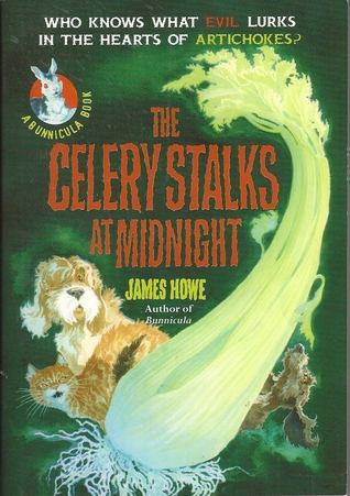 The Celery Stalks at Midnight (Bunnicula, #3)