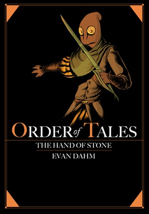 The Hand of Stone (Order of Tales #2)