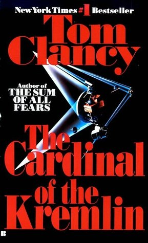 The Cardinal of the Kremlin (Jack Ryan Universe, #5)