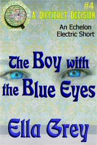 The Boy With the Blue Eyes by Ella Grey