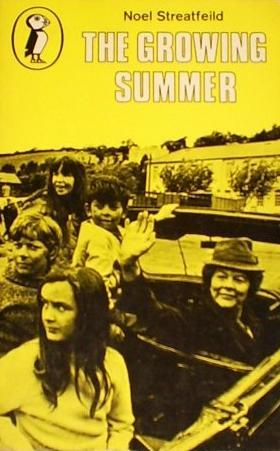 The Growing Summer by Noel Streatfeild