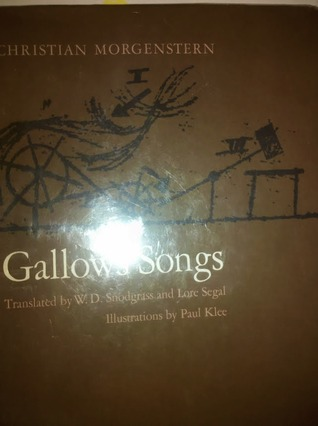 Gallows Songs by Christian Morgenstern