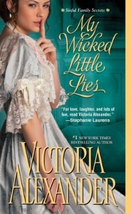 My Wicked Little Lies by Victoria Alexander