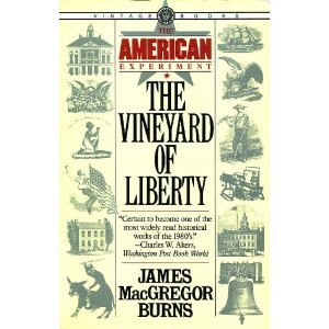 The Vineyard of Liberty (American Experiment, Vol 1)