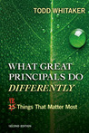 Study Guide - What Great Principals Do Differently: 18 Things That Matter Most, 2nd Edition