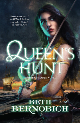 Queen's Hunt by Beth Bernobich