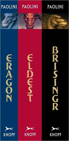 Inheritance Cycle Omnibus: Eragon, Eldest, and Brisingr (The Inheritance Cycle #1-3)