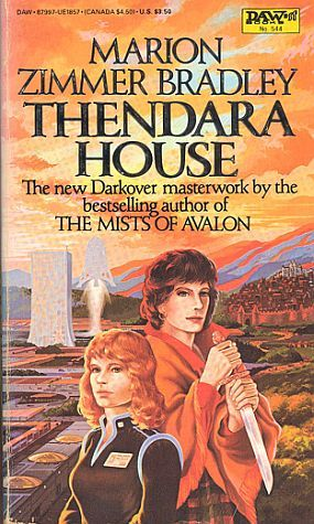 Thendara House by Marion Zimmer Bradley