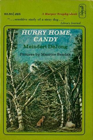 Hurry Home, Candy by Meindert DeJong