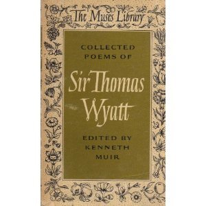 Thomas Wyatt famous poems