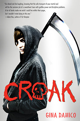 Croak (Croak, #1)