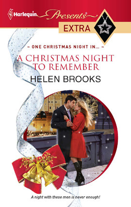 A Christmas Night to Remember by Helen Brooks