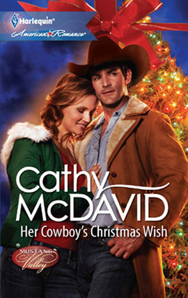 Her Cowboy's Christmas Wish by Cathy McDavid