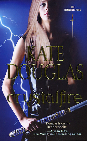 Crystalfire by Kate Douglas