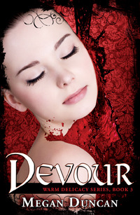 Devour by Megan Duncan