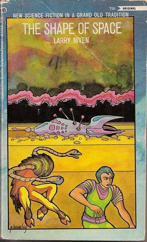 The Shape of Space by Larry Niven