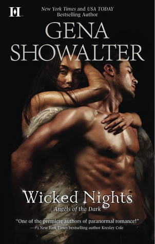 12900491 Mel reviews Wicked Nights by Gena Showalter