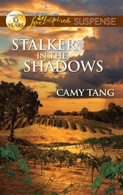 Stalker in the Shadows (Sonoma #3)